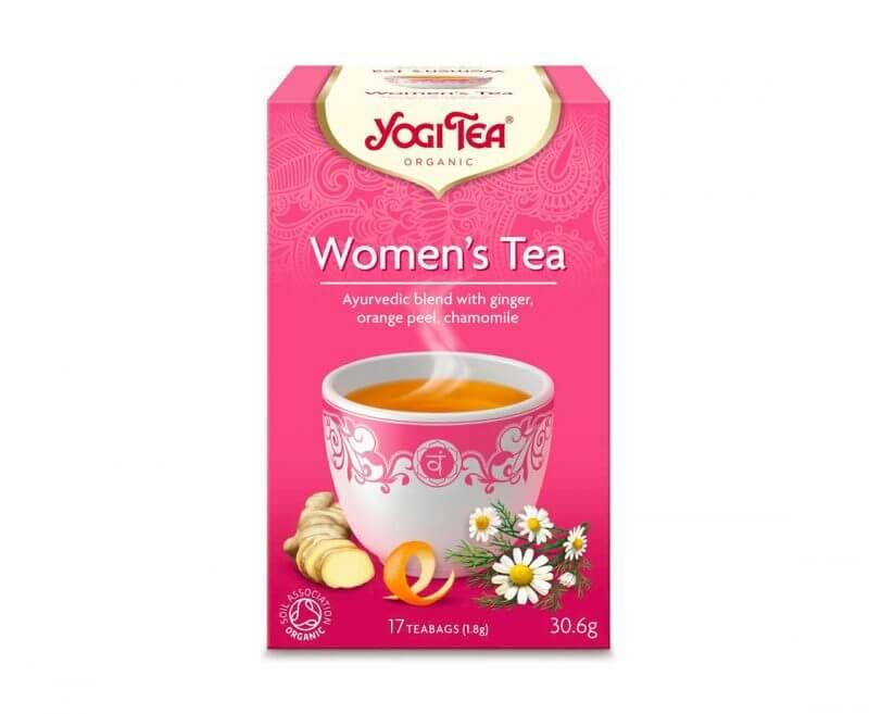 Yogi Tea Organic Women's Tea