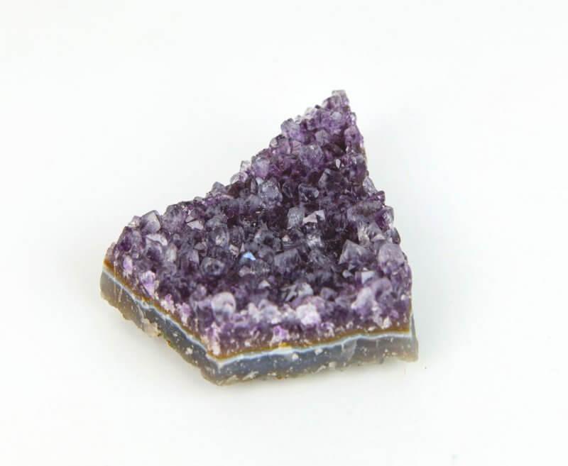 Ametyst szczotka krystaliczna 147g