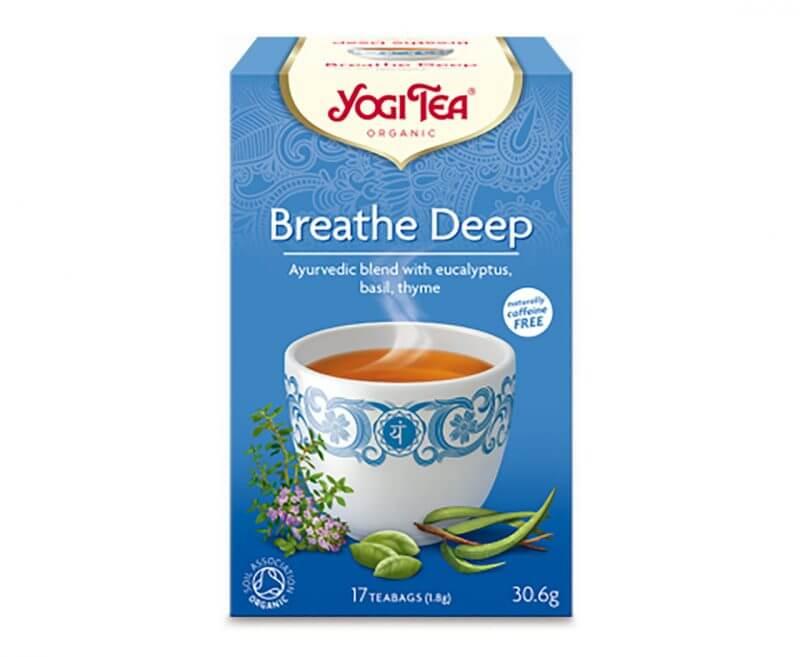 Yogi Tea Organic Swobodny Oddech