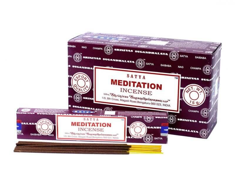 Kadzidełka patyczkowe Meditation