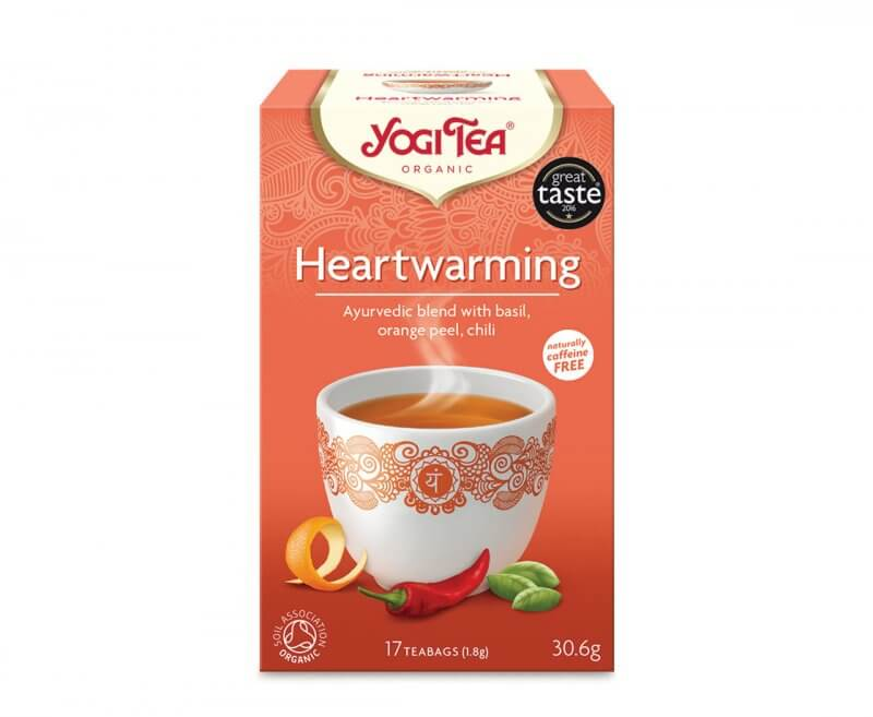 Yogi Tea Organic Radość życia