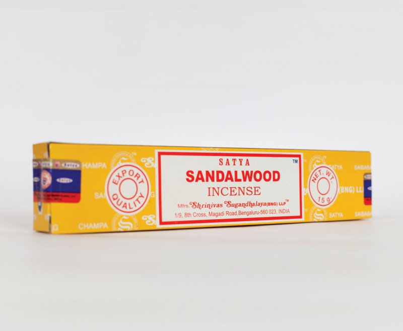 Kadzidełka patyczkowe Sandalwood