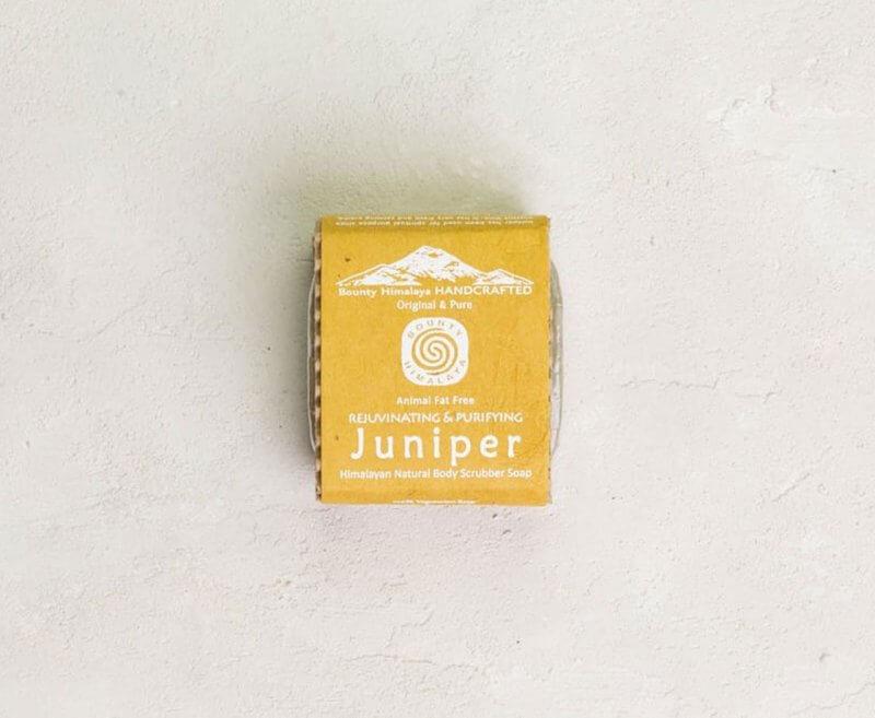 Naturalne mydło himalajskie Juniper