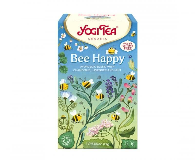 Herbata Bee Happy Yogi Tea