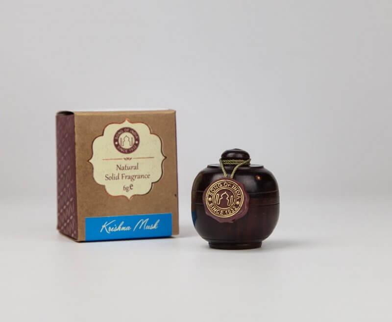 Perfumy w szkatułce Piżmo (6g)
